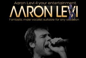 Aaron Levi - Male Singer Blackpool, North West England