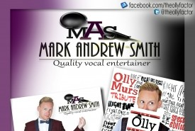 The Olly Factor by Mark Andrew smith - Olly Murs Tribute Act South West