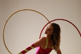 The Hula Hooper - Hula Hoop Performer London, Bulgaria