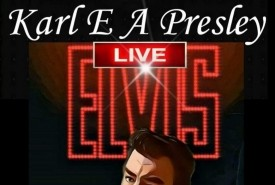 Karl E.A. Presley Productions  - Elvis Impersonator Central Milton Keynes, South East