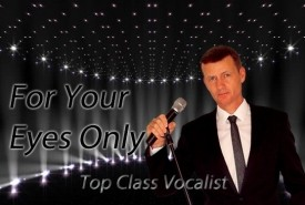 Number One Party Singer! - 60s 70s 80s+ Dance Party  - Thrill Your Guests With This Fantastic Show! - Male Singer Solihull, West Midlands