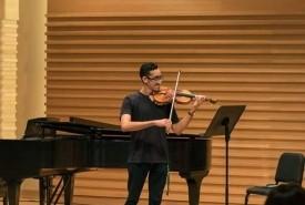 Isaac Morales - Violinist