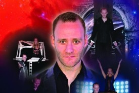 James Long - Stage Illusionist Kingston upon Hull, North of England