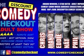 THE DISCOUNT COMEDY CHECKOUT - Other Comedy Act Leeds, Yorkshire and the Humber
