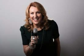 Pam Ford - Clean Stand Up Comedian Redbridge, London