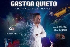 GQ Illusionist  - Stage Illusionist Buenos Aires, United Arab Emirates