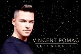 vincent romac - Stage Illusionist