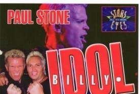 The Billy Idol 80s Tribute Show - Tribute Act Group Mansfield, Midlands