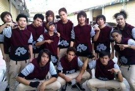 Group Dancer - Dance Act Philippines