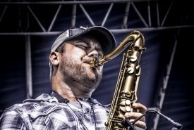 Bryan Meggison - Saxophonist Texas