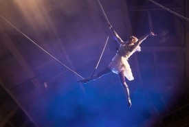 Imogen Rose Macrae - Aerialist / Acrobat Bristol, South West