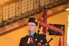 Robin Hay the Piper - Bagpiper Glasgow, Scotland