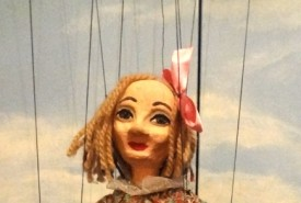 Fairy Tale Marionettes - Puppeteer