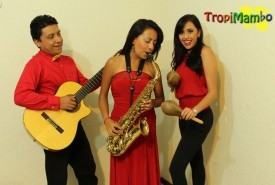 TropiMambo Trio - Trio
