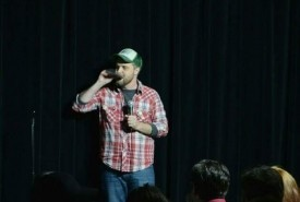 Shane Justice - Adult Stand Up Comedian Huntsville, Alabama