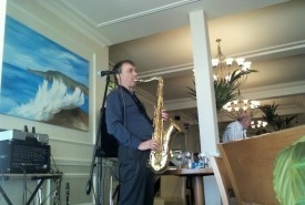Mark Crowe - Saxophonist Bournemouth, South East