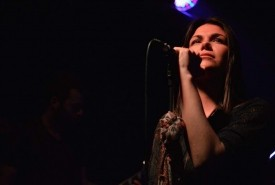 Katsenidou Olga - Female Singer Thessaloniki, Greece