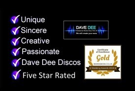 Dave Dee Professional Mobile DJ / Disco Hire - Wedding DJ