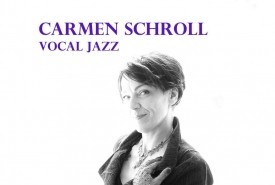 Carmen Schroll Jazz Vocalist + Band - Trio
