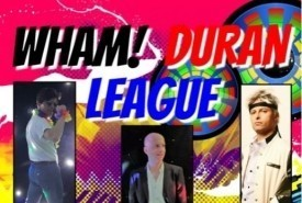 Wham! Duran League - George Michael Tribute Act