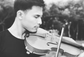 Micah James Cervera Sanchez - Violinist San Fernando, Philippines