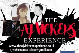 A,J VICKERS - Male Singer uk, East of England