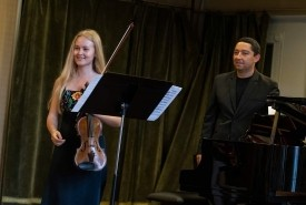Elizabe Basoff-Darskaia - Violinist Philadelphia, Pennsylvania