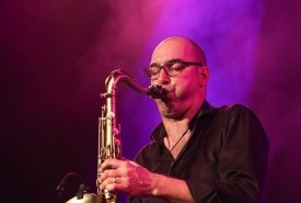 Reto Schäublin - Saxophonist