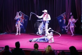 Brophy Western Show - Other Speciality Act Great Britain, Midlands