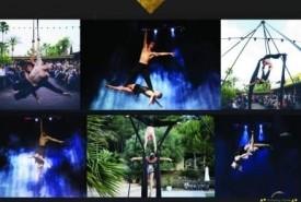 Alchemy Flame - Aerialist / Acrobat Ibiza/UK, Spain
