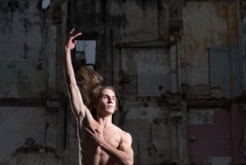 Adrian Berros pellon - Ballet Dancer