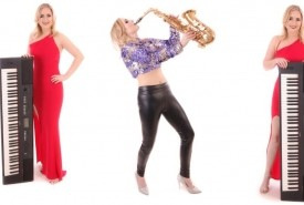 Clare Marie - Saxophonist Newton Abbot, South West