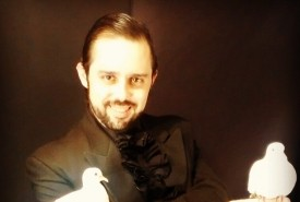 Markhele Magician - Stage Illusionist London