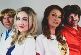 Kiss the Teacher ABBA tribute band - 70s Tribute Band Ipswich, East of England