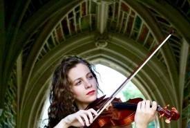 Grijda Spiri - Violinist San Fransisco, California