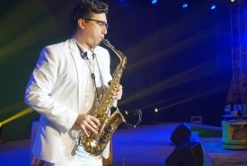 Paulo Franco Sax - Saxophone Teacher Dubai, UAE