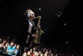 Viktoras Woop - Saxophonist Lithuania, Lithuania