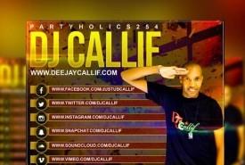 DJ CALLIF - Party DJ Nairobi, Kenya