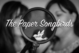The Paper Songbirds - Female Singer Surrey, South East