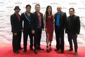 synfonia band  - Cover Band Philippines