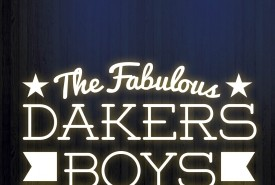 The Fabulous Dakers Boys - Function / Party Band Newcastle, North of England