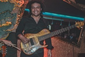 Marcelo bass player - Cover Band Morocco