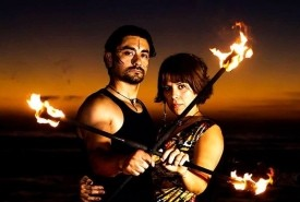 Mystical Flow~Fire Dance Entertainment - Fire Performer Los Angeles, California