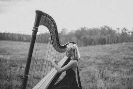 Janita Billingham - Harpist Brisbane, Queensland