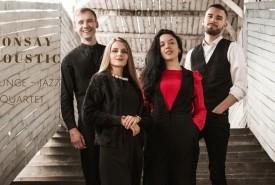 Monsay Acoustic Lounge - Jazz Quartet - Jazz Band Belarus/ Minsk, Belarus
