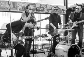 Eddie Dove Band - Rock & Roll Band Latvia, Latvia