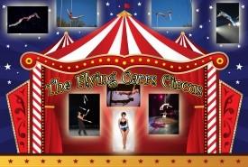 Flying Carrs Circus - Aerialist / Acrobat Sarasota, Florida