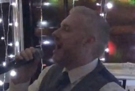 Andrew Goddard - Male Singer Ormskirk, North of England