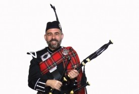 Paul Boness - Bagpiper Stratford-upon-Avon, West Midlands