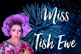 Miss Tish Ewe - Drag Queen Act Great Yarmouth, East of England